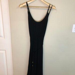 🌸 LAST CHANCE Black Dynamite Maxi Length Dress 🌸